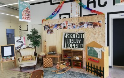 De Grote Wolf goes          Dutch Design Week 2019